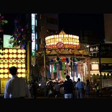 東京,偶而江戶