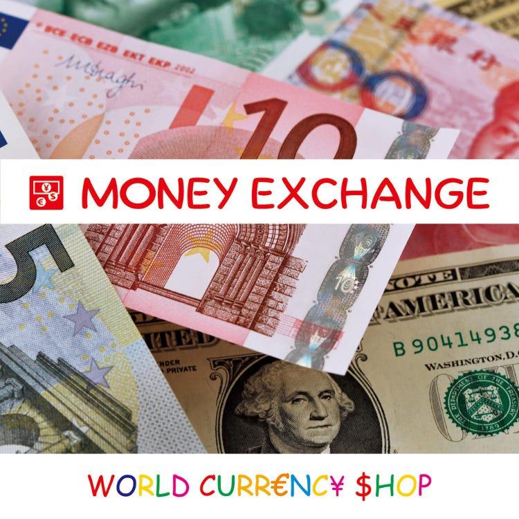 World Currency Shinjuku
