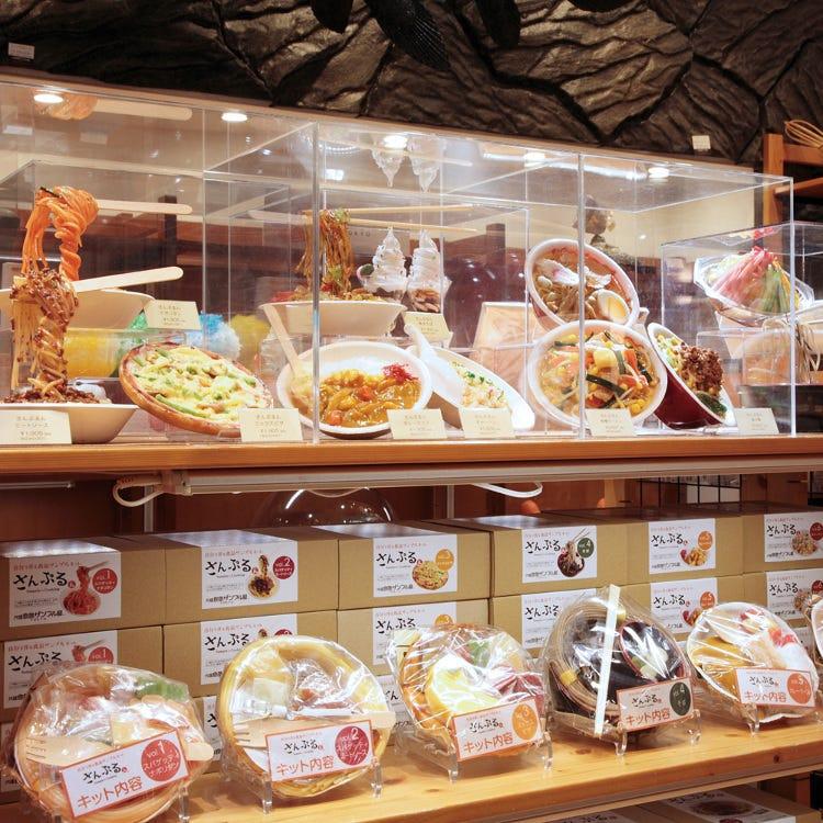Ganso Shokuhin Sample-ya Tokyo Skytree Town Solamachi store