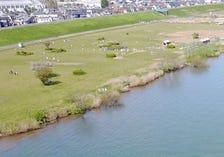 Edogawa riverside