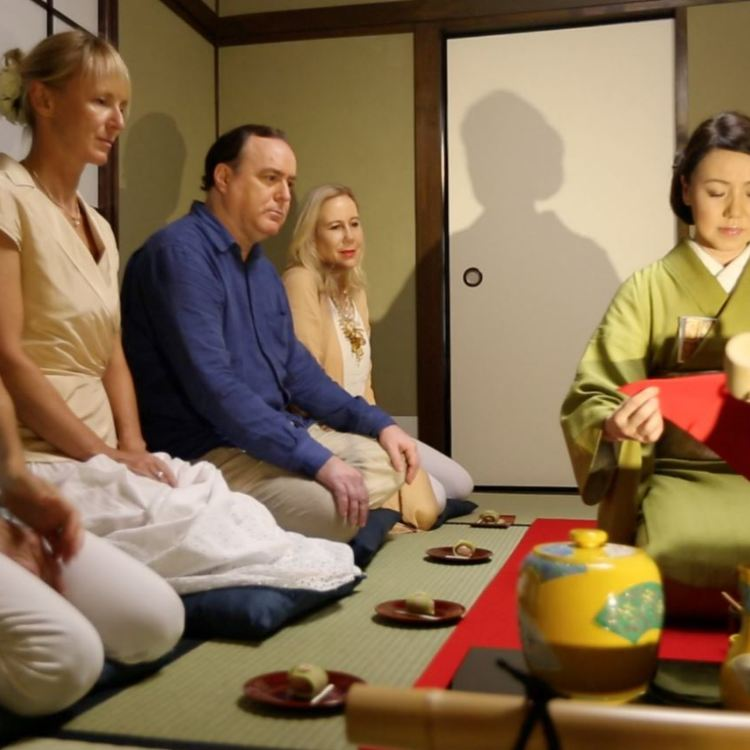 SHIZU-KOKORO ~A Tea Ceremony Workshop~
