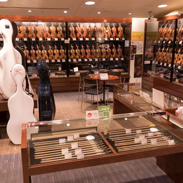 山野楽器 銀座本店