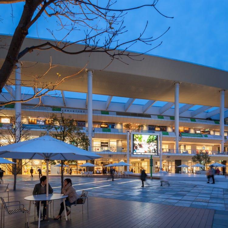 LAZONA川崎广场