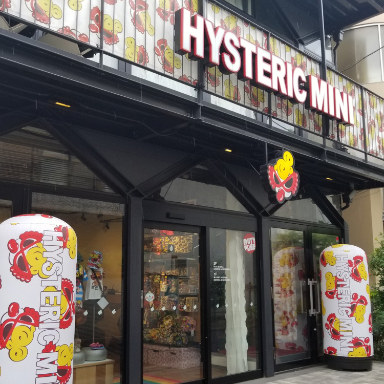 HYSTERIC MINI原宿本店