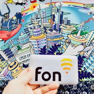 Fon Rental WiFi