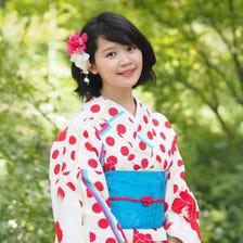 Kimono Rental「Asakusa Aiwafuku」