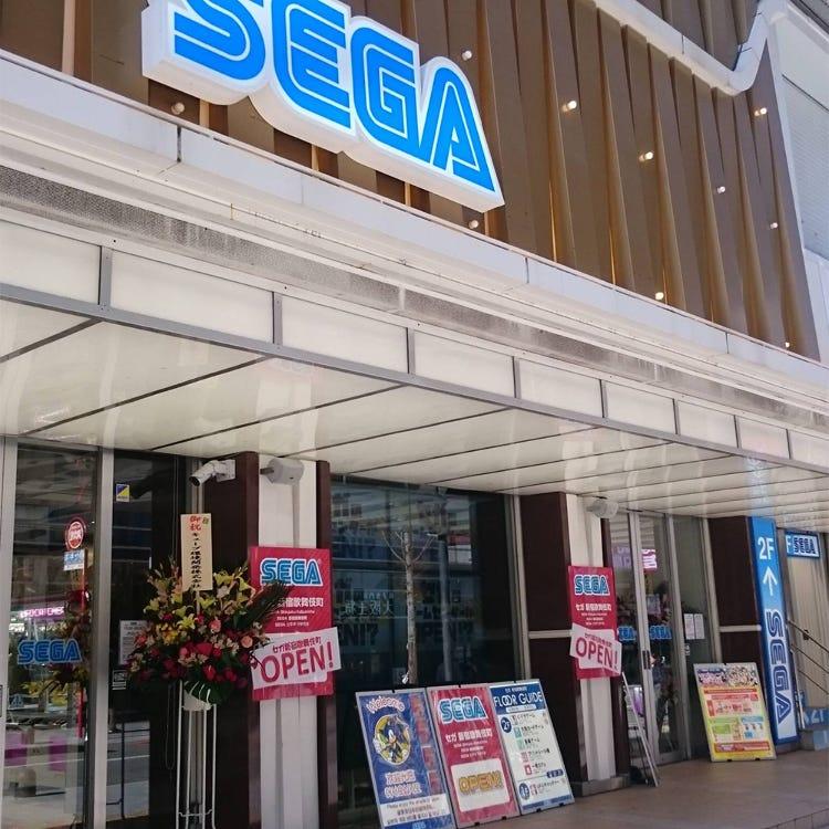 セガ新宿歌舞伎町