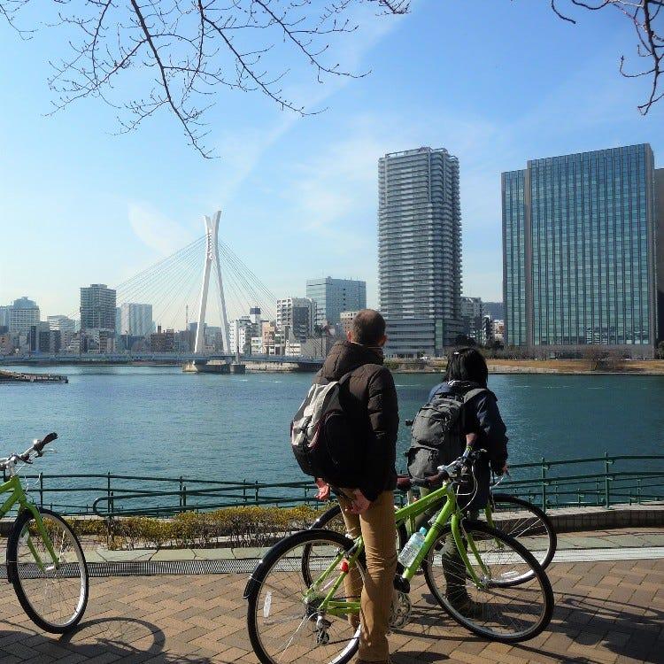 Tokyo Discovery Bike Tours