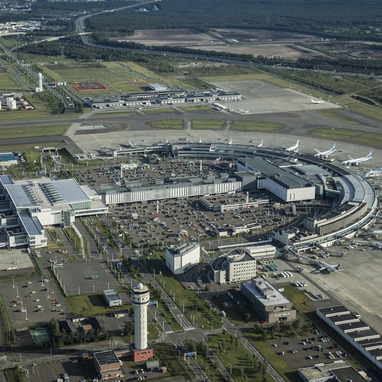 신치토세 공항