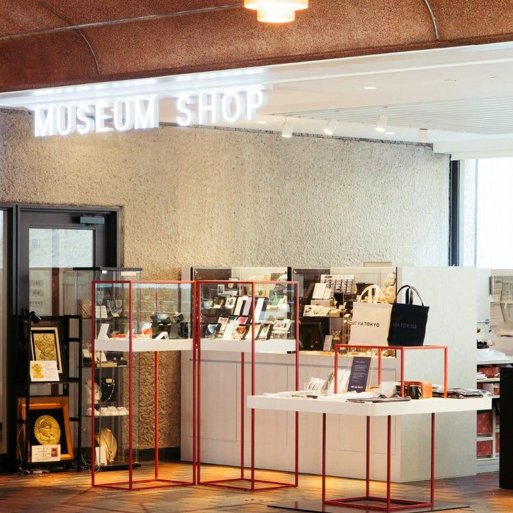 TOKYO METROPOLITAN ART MUSEUM SHOP