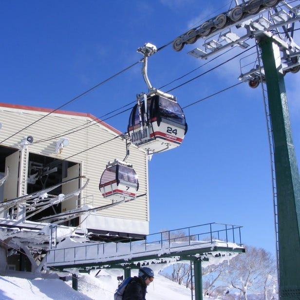 新雪谷安努普利(Niseko Annupuri)国际滑雪场