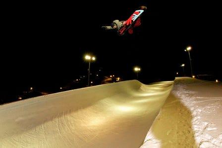 札幌盘溪滑雪场