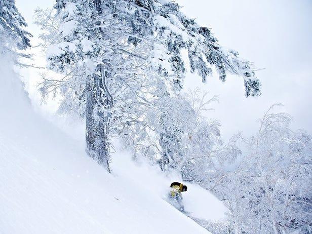 札幌手稻滑雪场