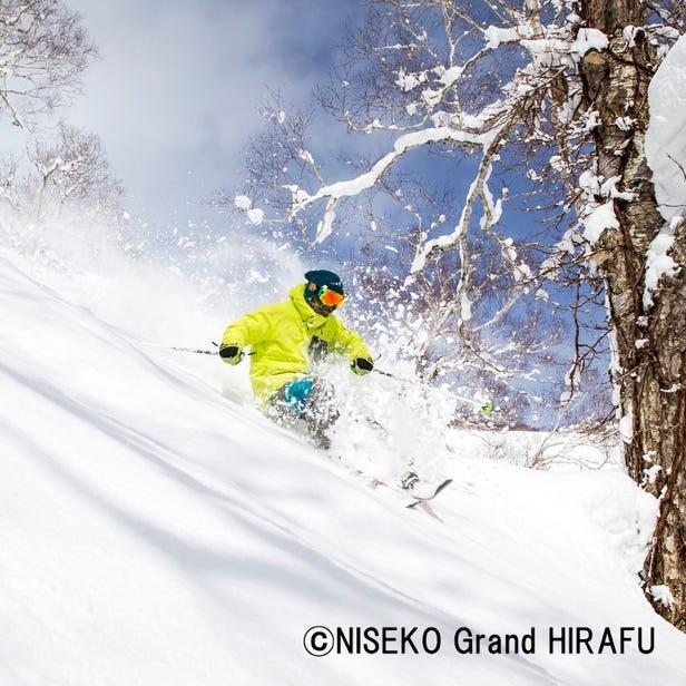 新雪谷Mt 度假村Grand HIRAFU