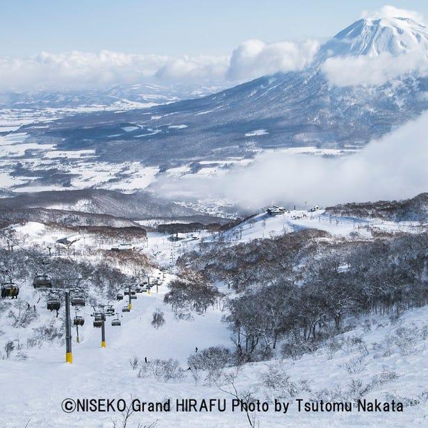 新雪谷 Mt 度假村 Grand HIRAFU