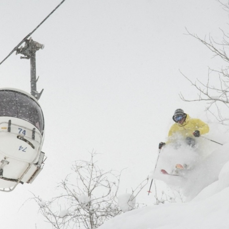 夕張度假村Mount Racey滑雪場