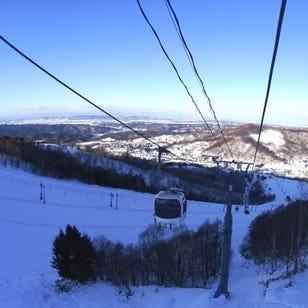 夕张度假村Mount Racey滑雪场
