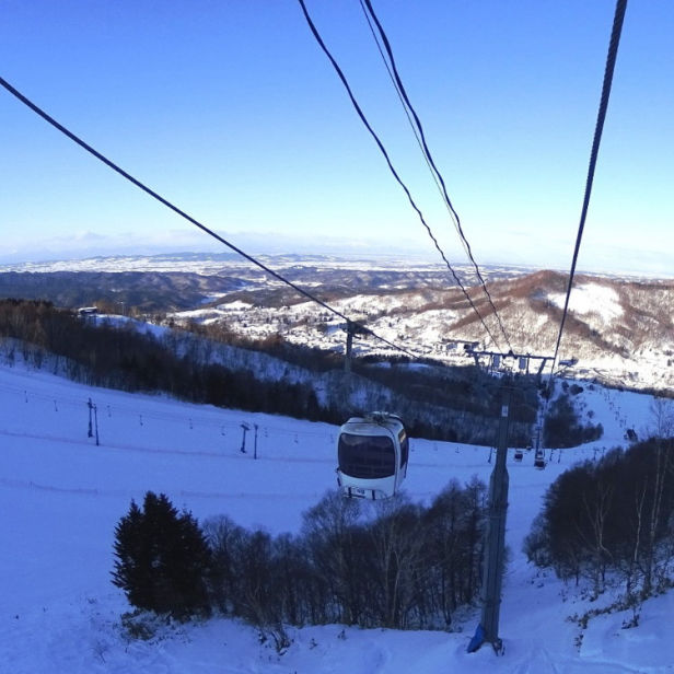 YUBARI RESORT MOUNT RACEY SKI AREA