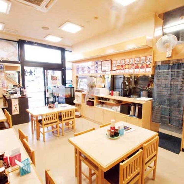 恵比寿屋食堂