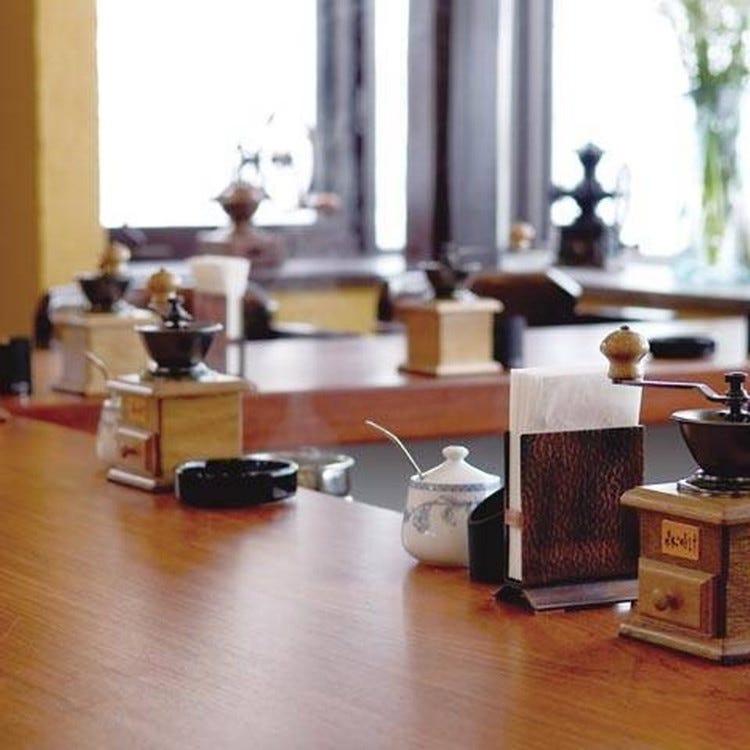 "Mori no Tokei ""Forest Clock"" Café"
