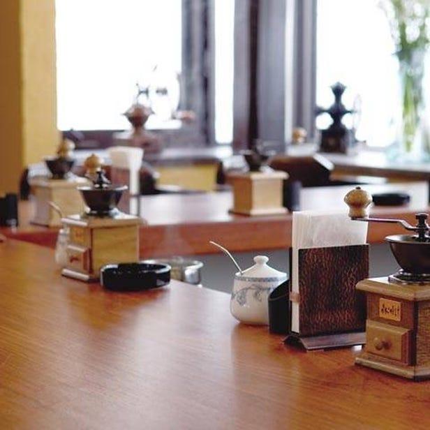珈琲 森の時計