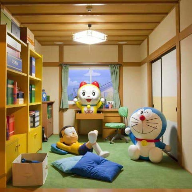 哆啦A夢空中樂園SKY PARK