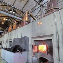 NIKKA威士卡餘市蒸餾所