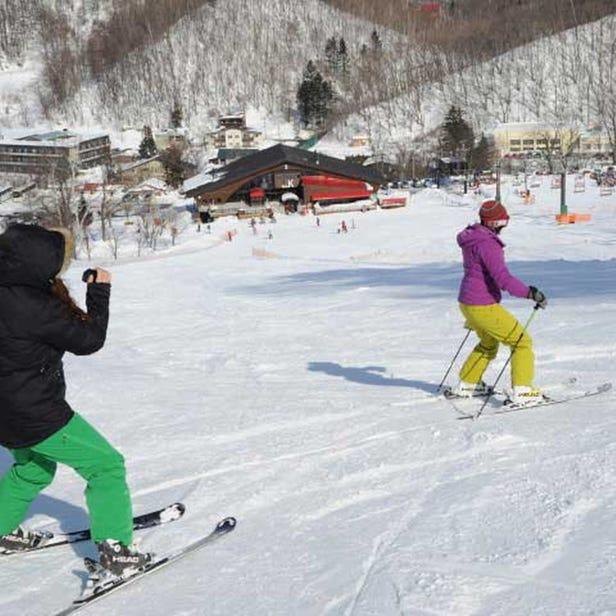 ばんけいの森 さっぽろばんけいスキー場