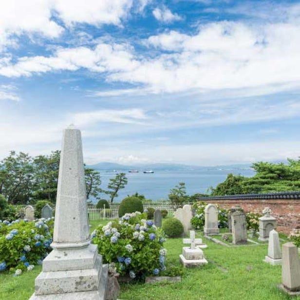 外国人墓地