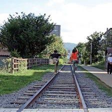 Former Japan National Railways Temiya Line