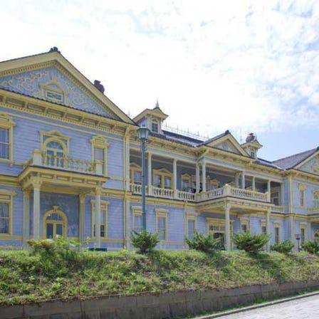 重要文化財產舊函館區公會堂