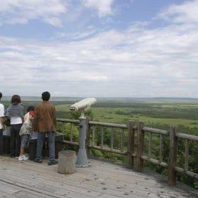 釧路濕地展望台