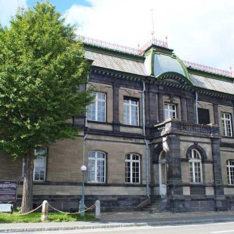 重要文化财 旧日本邮船株式会社 小樽支店