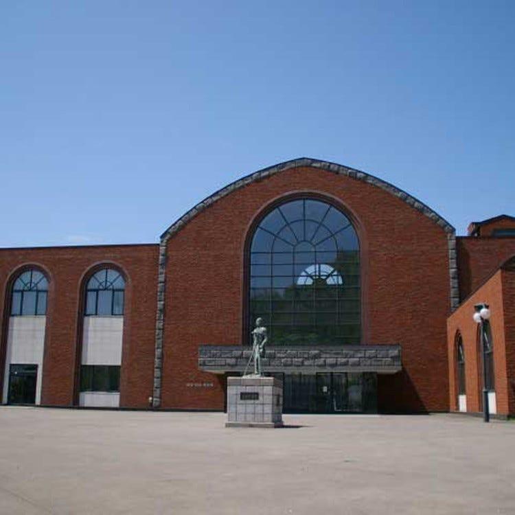오타루시 종합박물관 본관