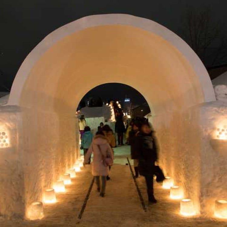 小樽雪灯之路