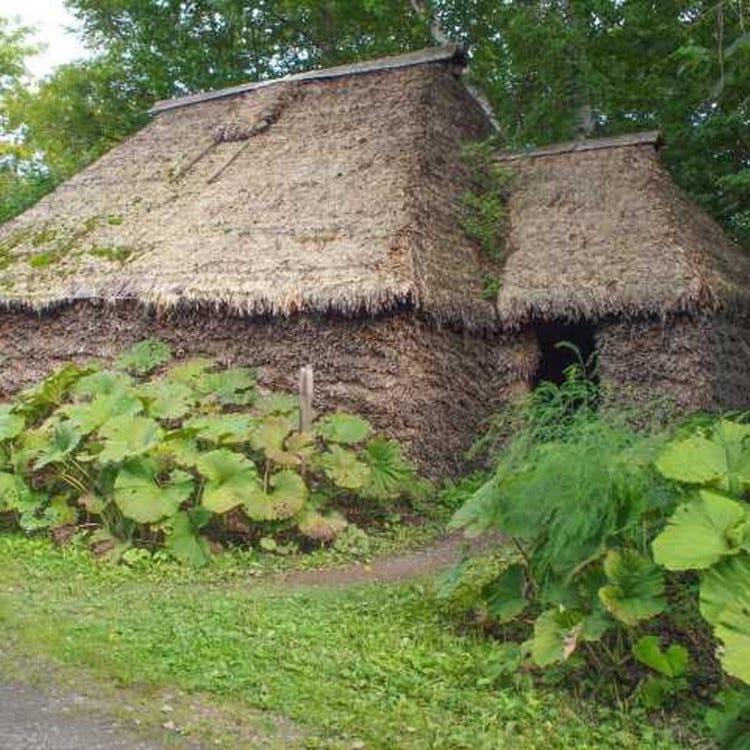 가와무라 카네토 아이누 기념관