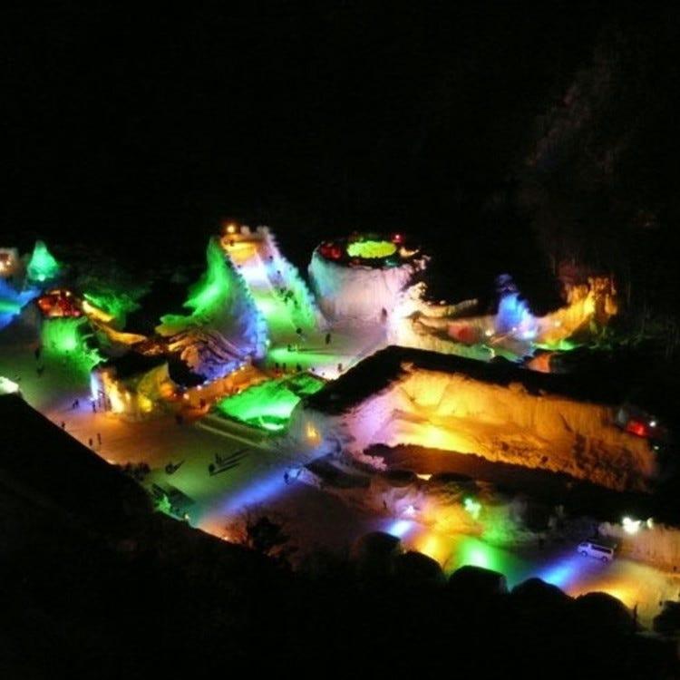 Ice Fall Festival