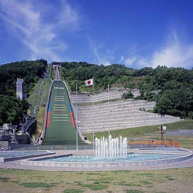 大仓山跳台滑雪比赛场