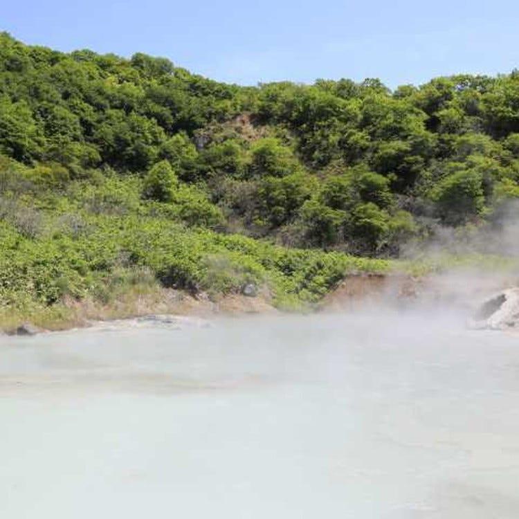 Oyunuma Hot Spring Pond
