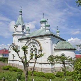 函馆哈里斯特斯东正教堂
