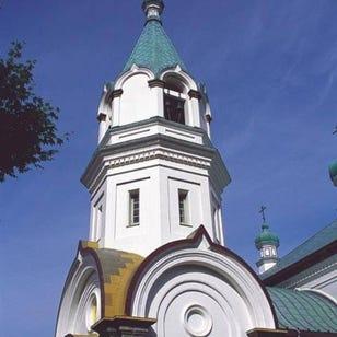 函館哈利斯特斯東正教堂