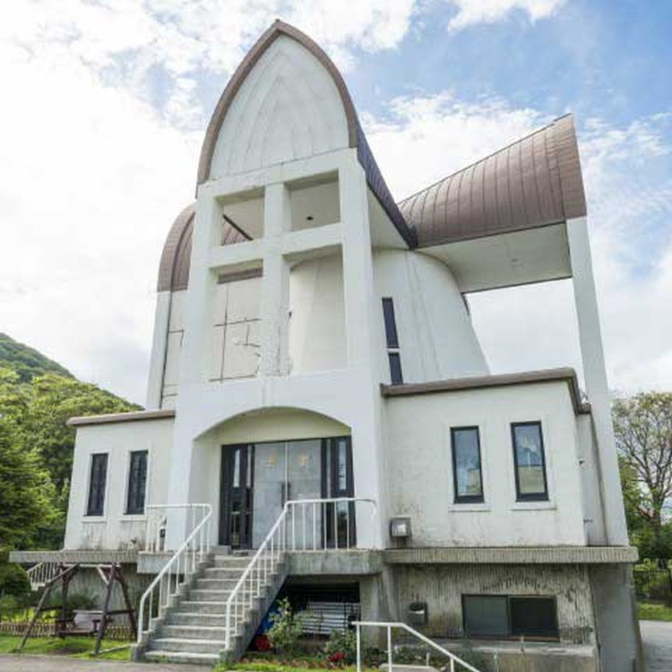函館日本聖約翰教堂