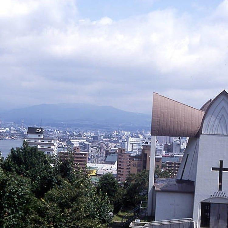 函馆日本圣约翰教堂