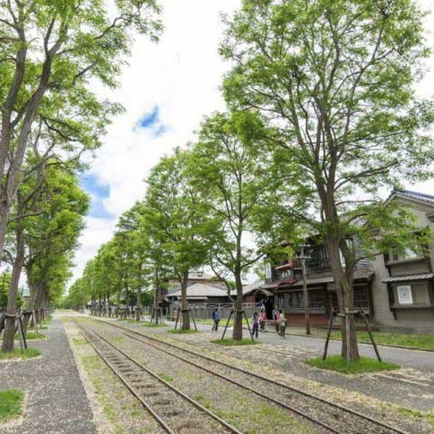 北海道开拓之村