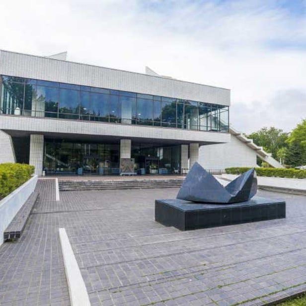 北海道立近代美術館