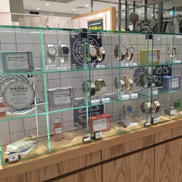 TiCTAC Shibuya Hikarie Store