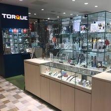 TORQUE Yurakucho LUMINE Store