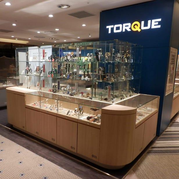 TORQUE 新宿 ルミネエスト店