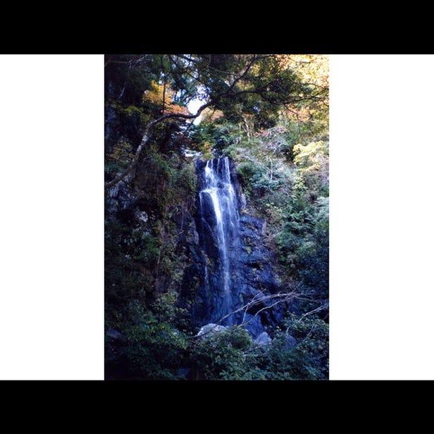 白雲の滝・去来の滝