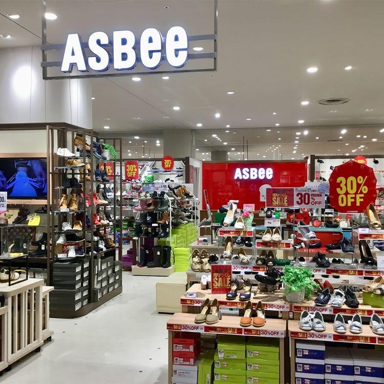 ASBee Aeon Mall Asahikawa Ekimae Shop